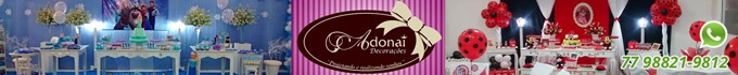 ADONAI DECORACOES