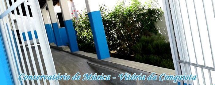 CONSERVATORIO DE MUSICA DE VITORIA DA CONQUISTA