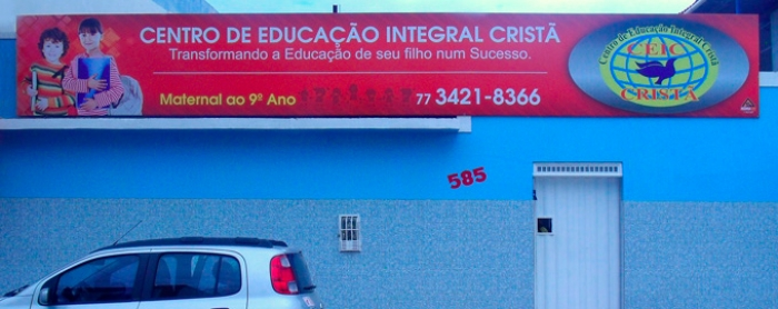CEIC - CENTRO DE EDUCACAO INTEGRAL CRISTA