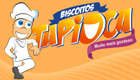 Biscoitos Tapioca